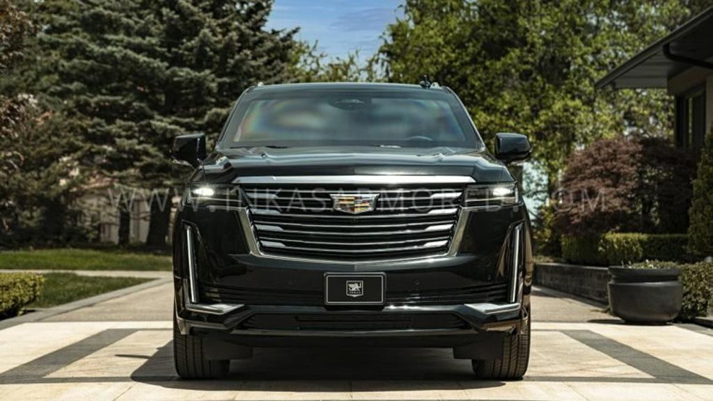 Inkas' armored 2021 Cadillac Escalade