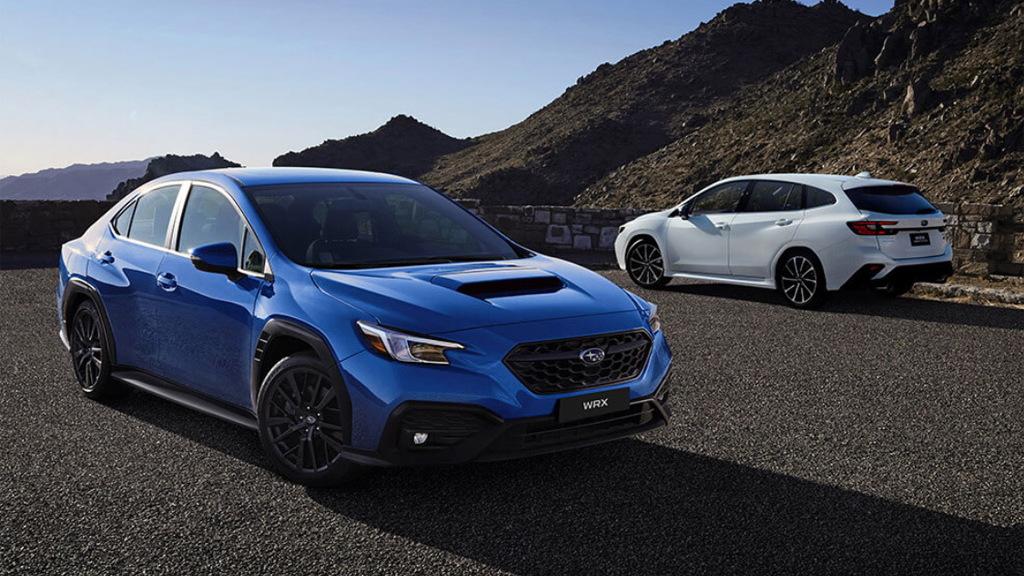 2022 Subaru WRX Sportswagon