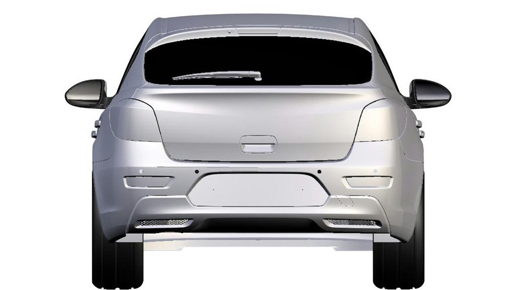 2012 Chevrolet Cruze Hatchback OHIM trademark images