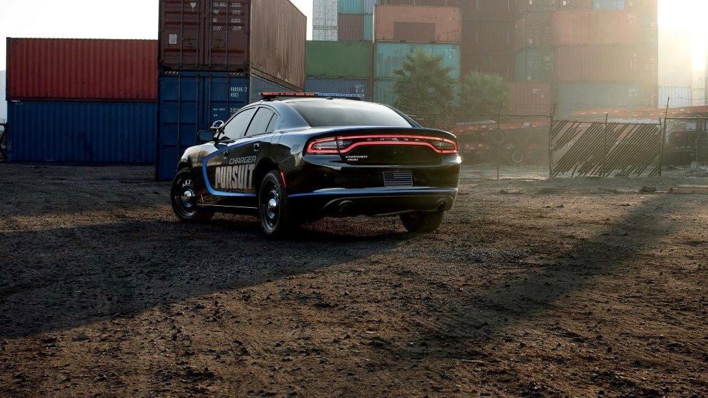 2021 Dodge Charger Pursuit