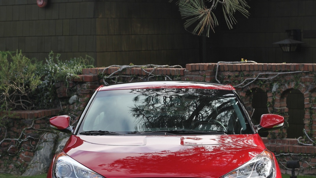 2013 Hyundai Veloster Turbo first drive review