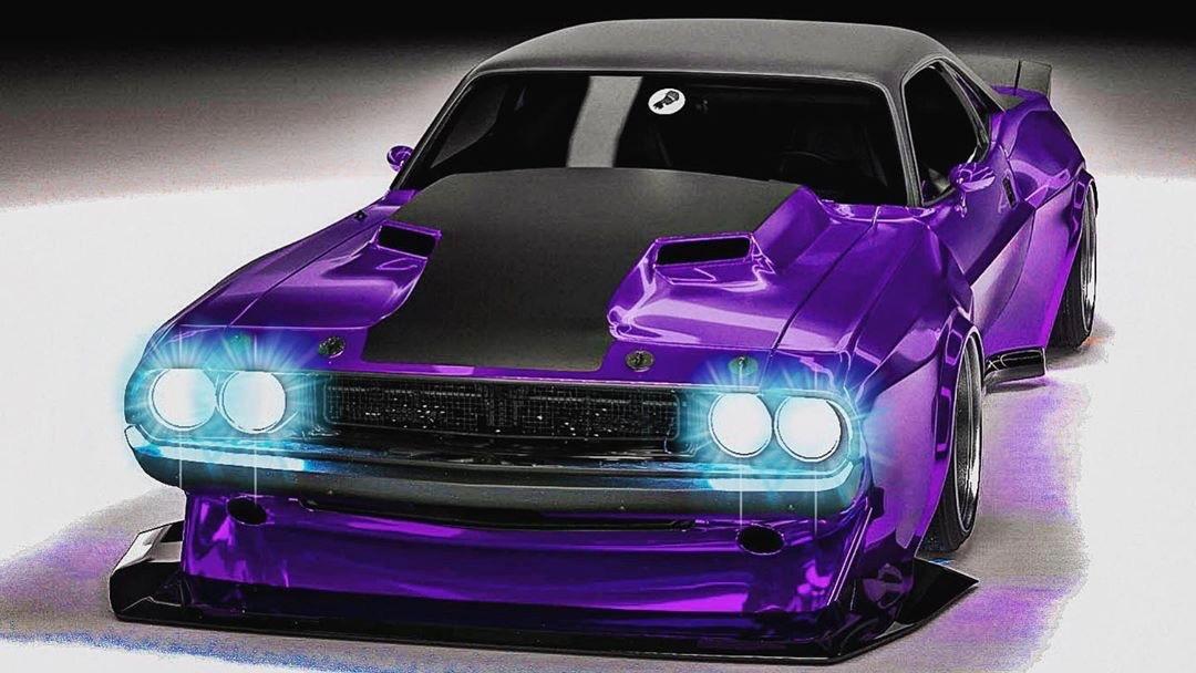 """1970 Dodge Challenger """"Highway Star"""" SEMA 2020"""