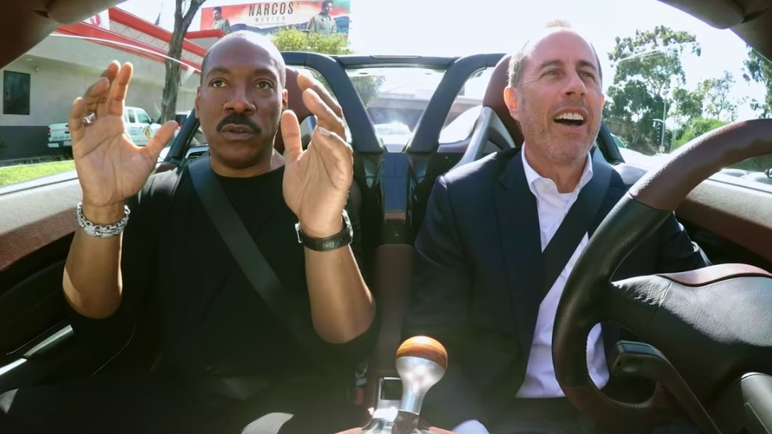 Eddie Murphy on season 11 of 'Comedians In Cars Getting Coffee'