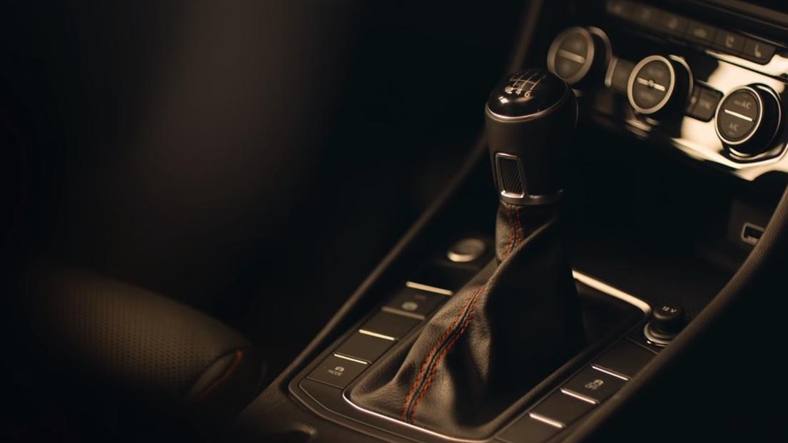 Volkswagen Jetta GLI manual transmission ad