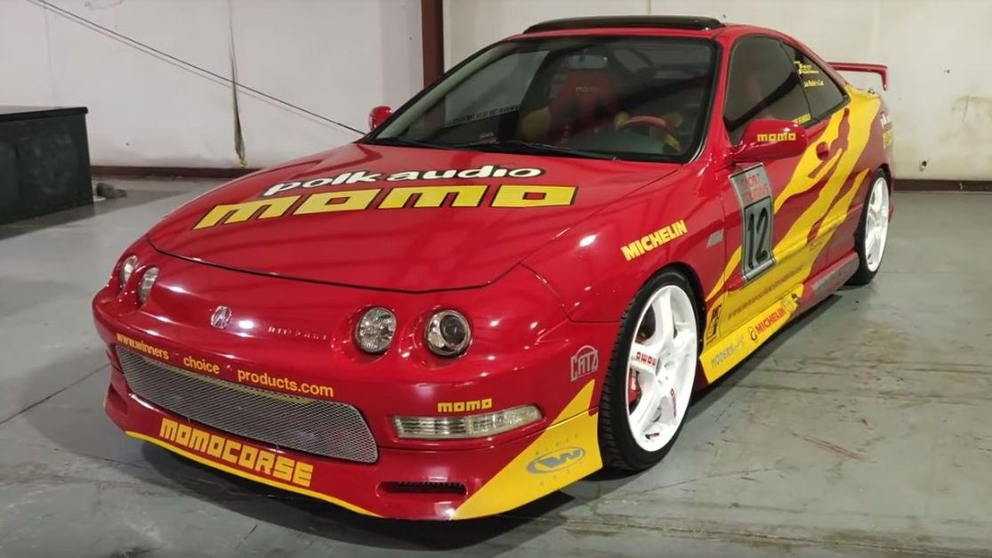Deep Dive Edwin S Acura Integra Gs R From The Fast And The Furious