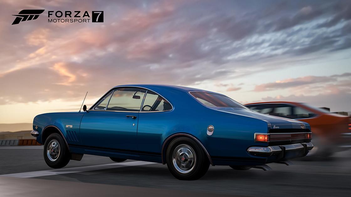 Forza Motorsport 7 1968 Holden Monaro GTS 327