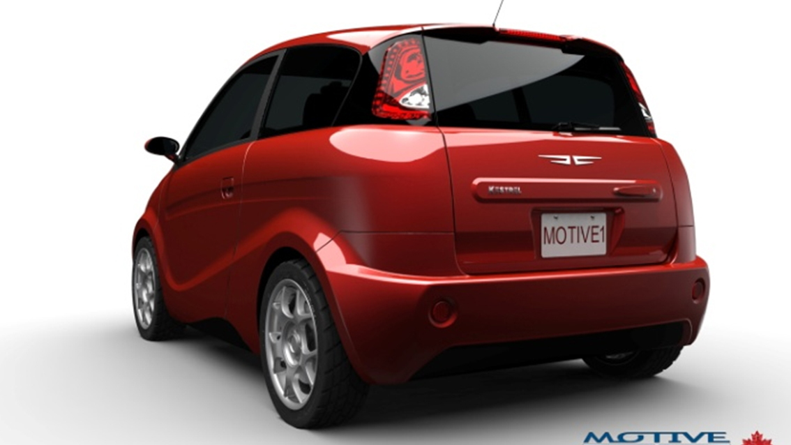 Motive Industries Kestrel EV