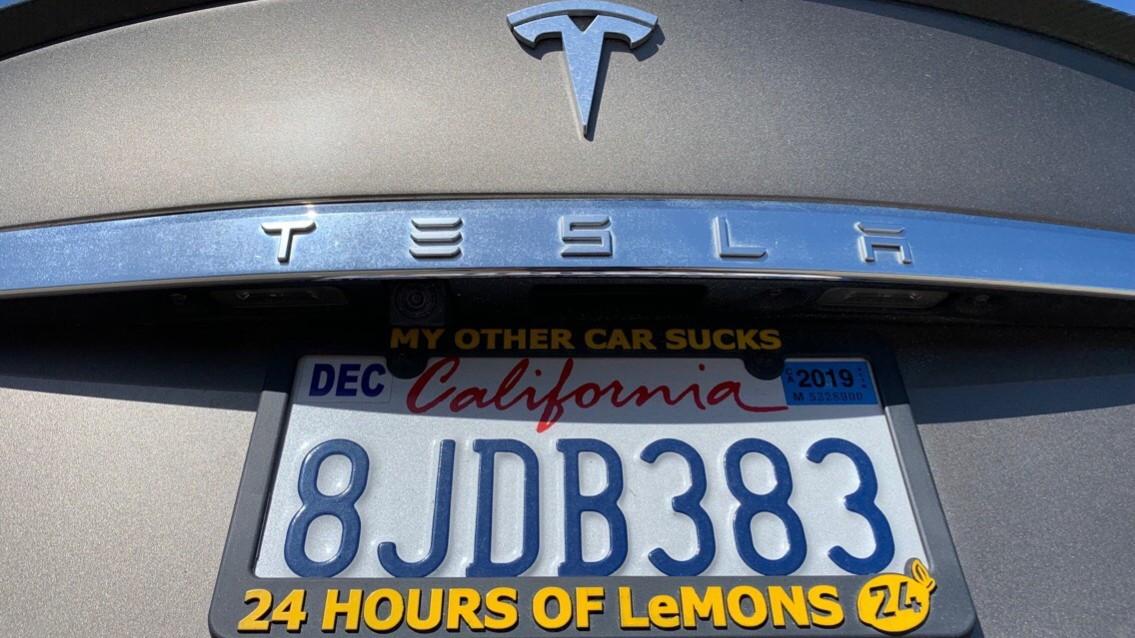 Tesla LeMons