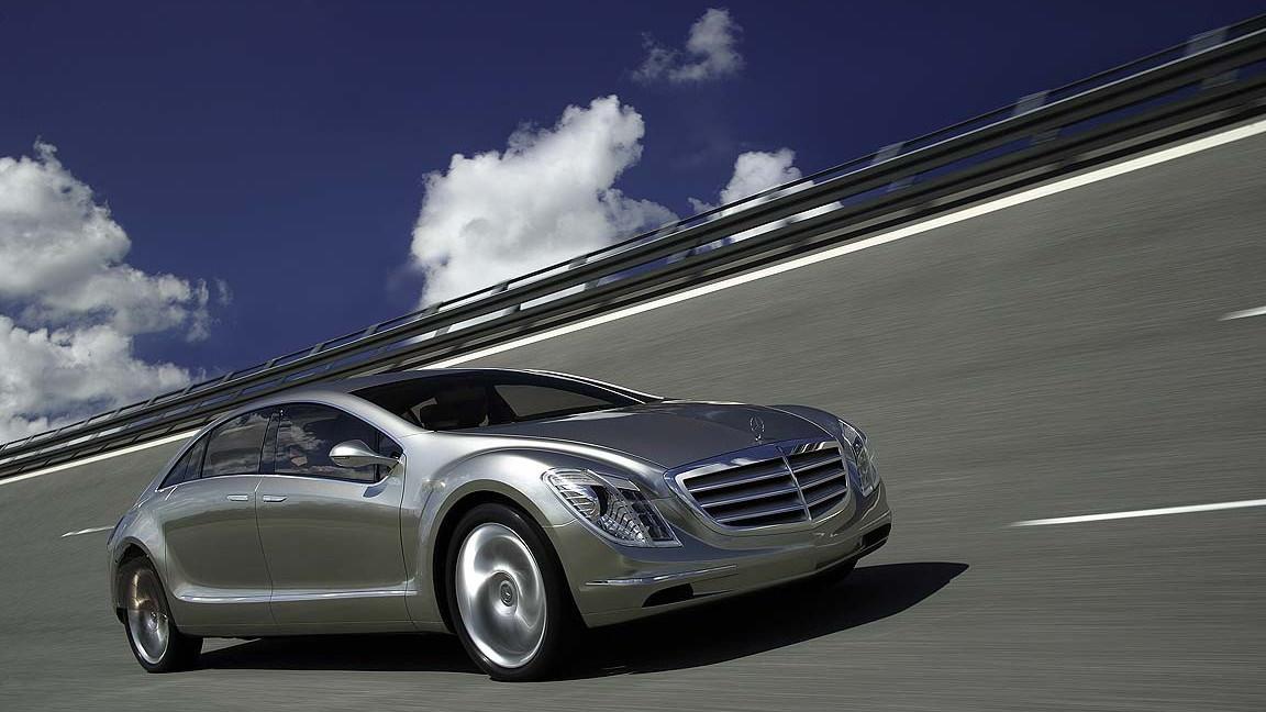 2007 Mercedes-Benz F700 Concept