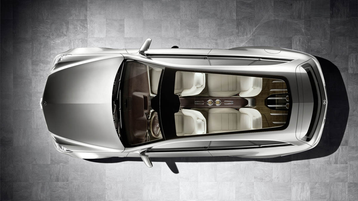 2008 mercedes conceptfascination study concept paris motor show 013