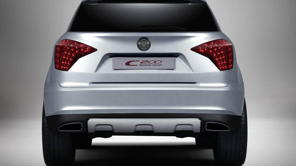 2008 ssangyong c200 crossover concept 004
