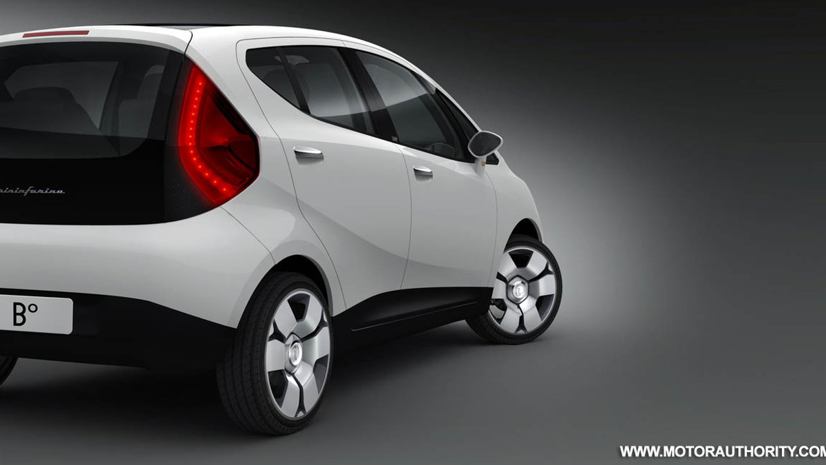 pininfarina b0 electric concept 012