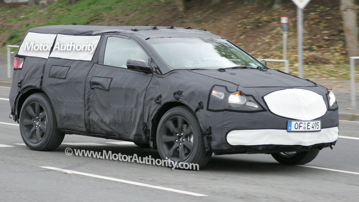 2010 acura crossover spy shots 002