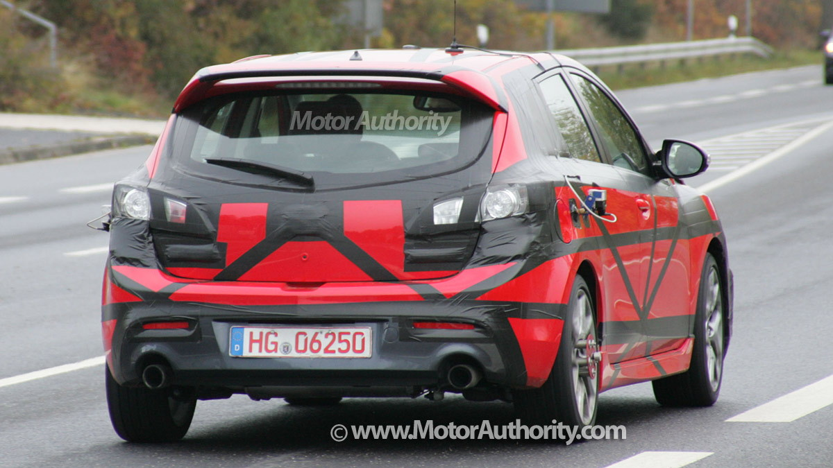 2010 mazda 3 mps spy shots oct 011