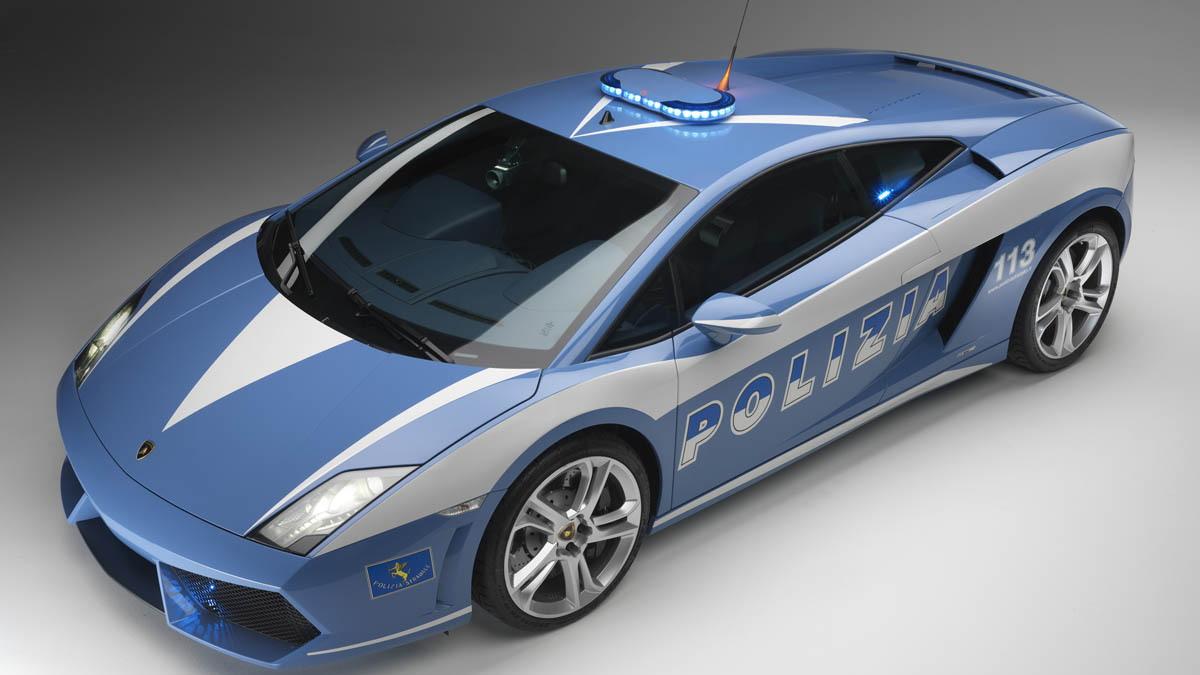 lamborghini gallardo lp560 4 polizia police car 001