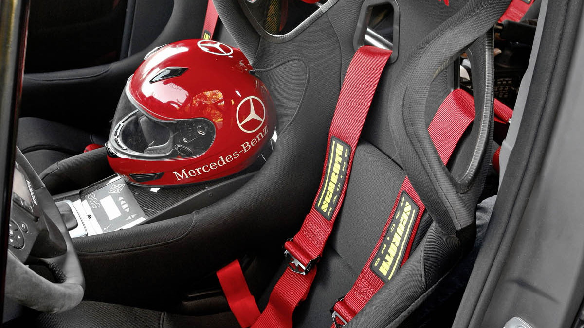 mercedes custom glk sema 2008 033