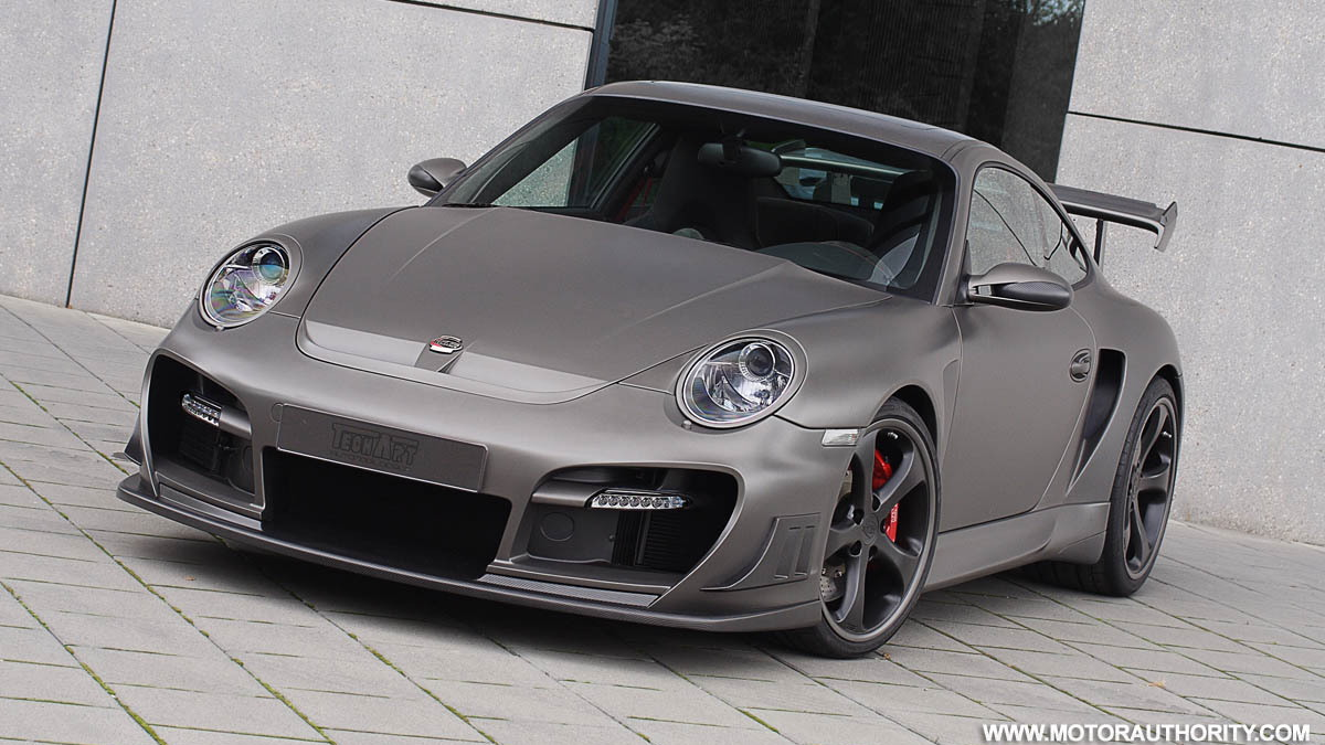 techart gt street r porsche 911 turbo 002