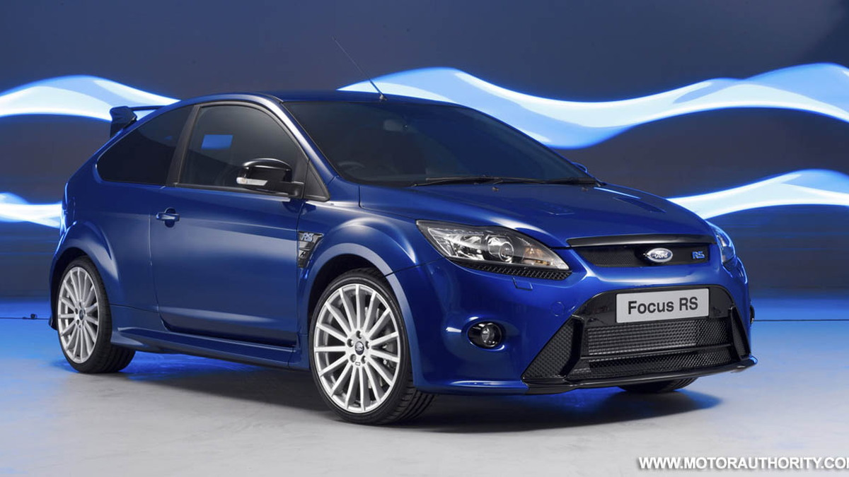 2010 ford focus rs blue 001