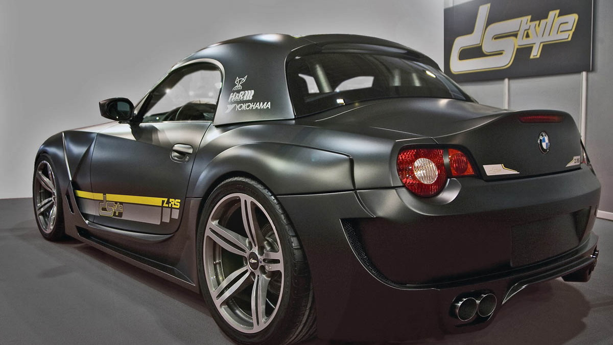 dstyle bmw z4 rs 008