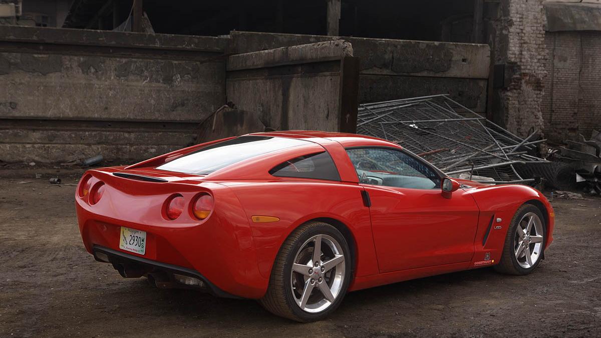 innotech corvette c6 005