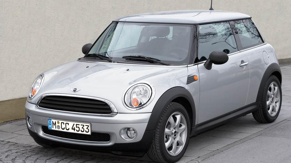 2010 mini one 007