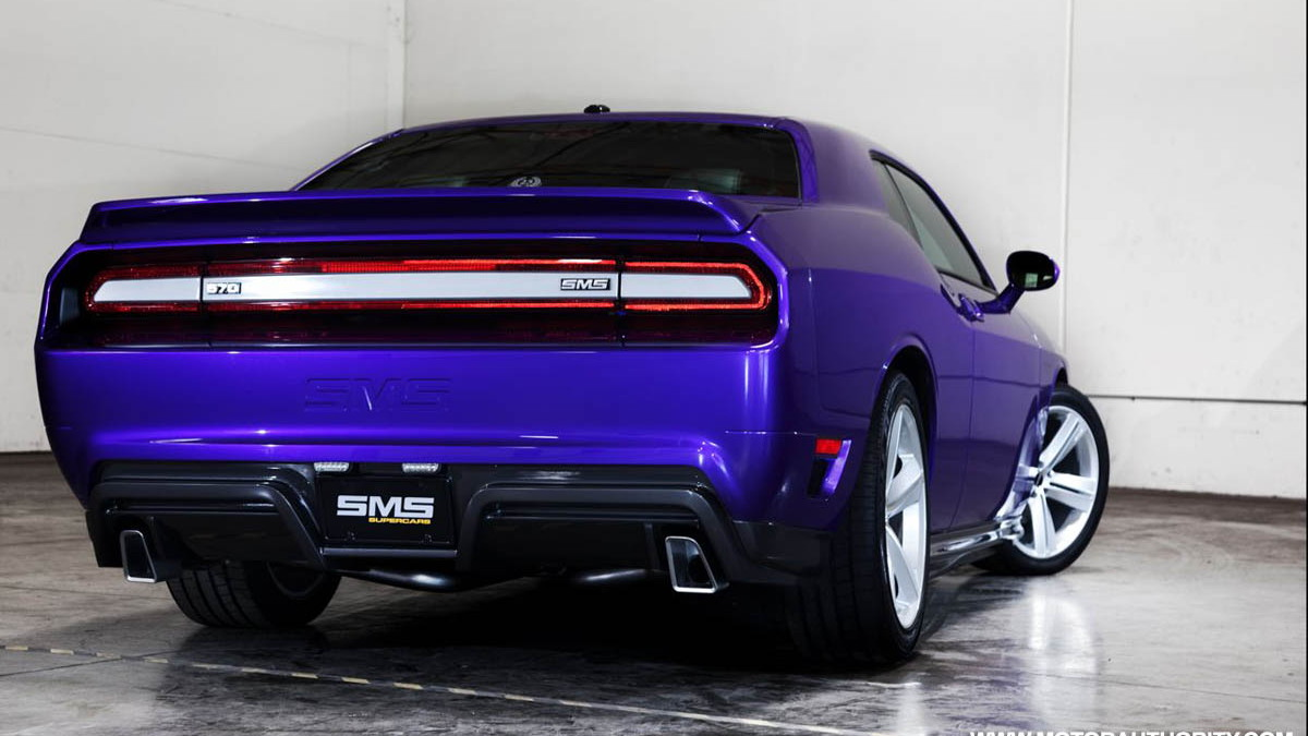 sms supercars 570 dodge challenger 008