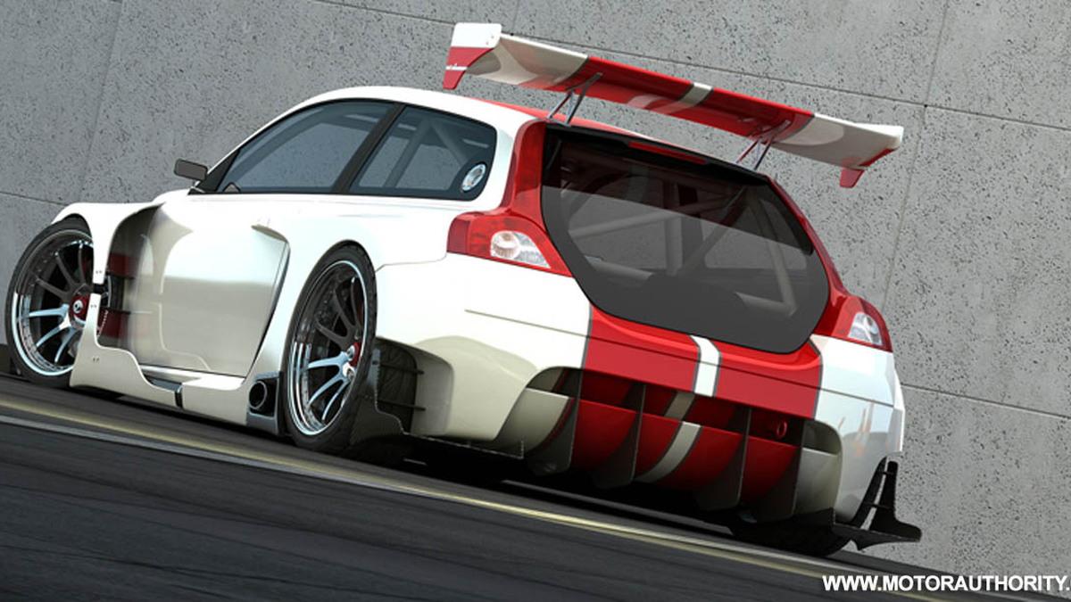 vizual tech volvo c30 racer 003