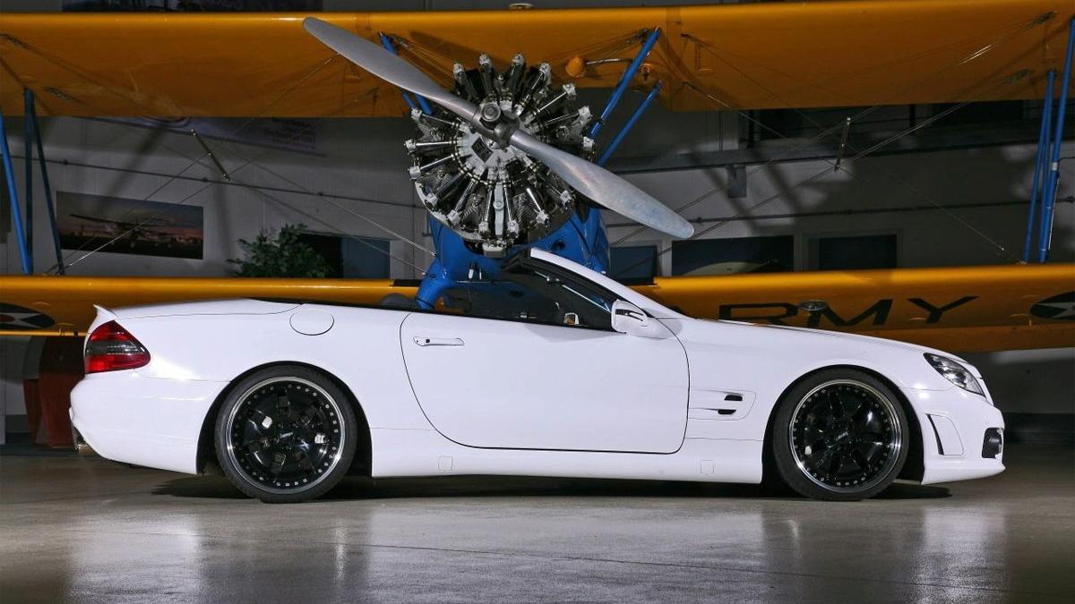inden design sl 65 amg white angel 010