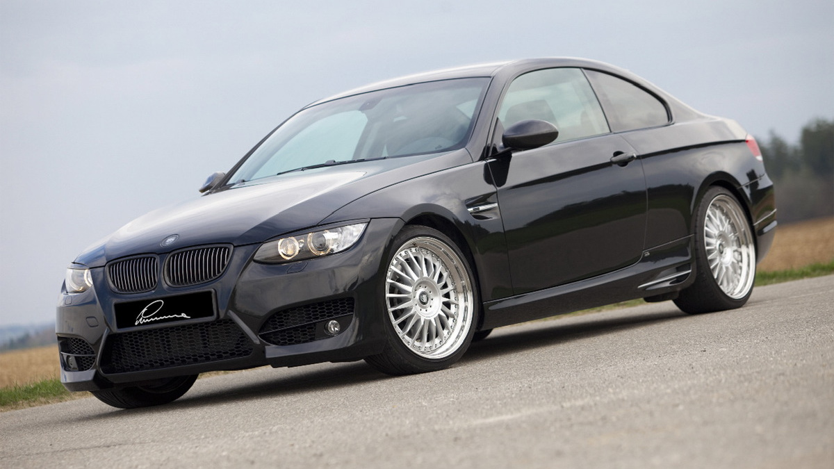 lumma design bmw 3series coupe 005