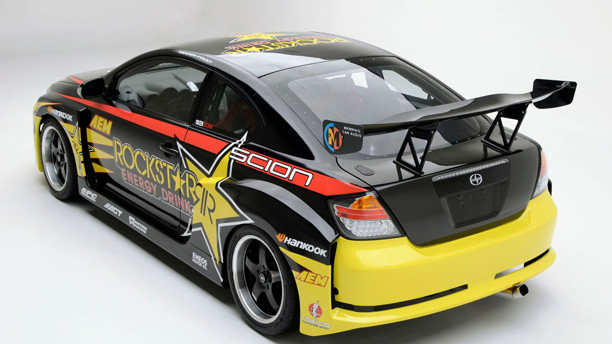 scion tc rockstart d1 drift car 008