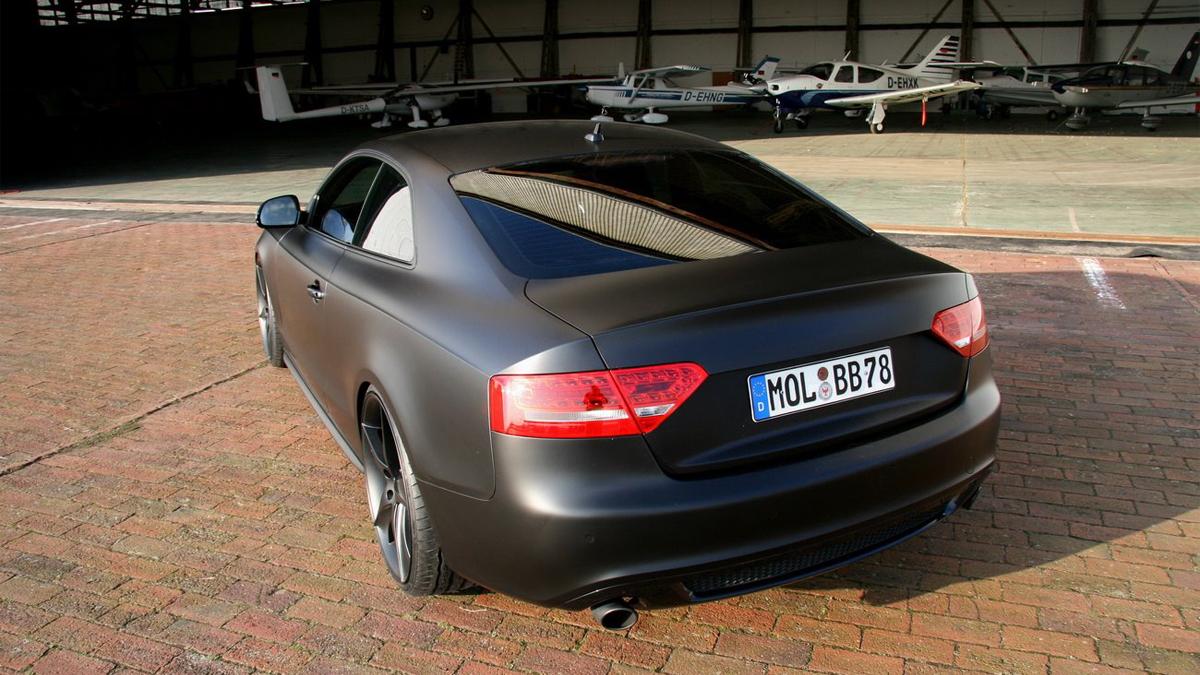 avus performance a5 coupe matte black 004