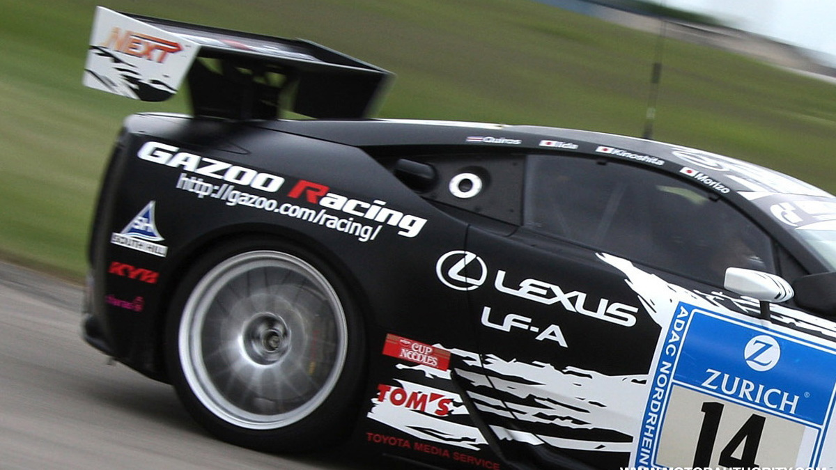 lexus lfa race car 37th adac nurburgring 24h 002