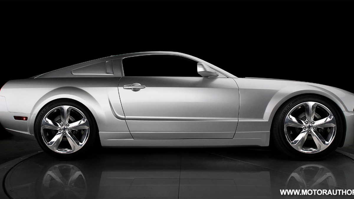First iacocca 45th anniversary mustang fetches 125000 at auction