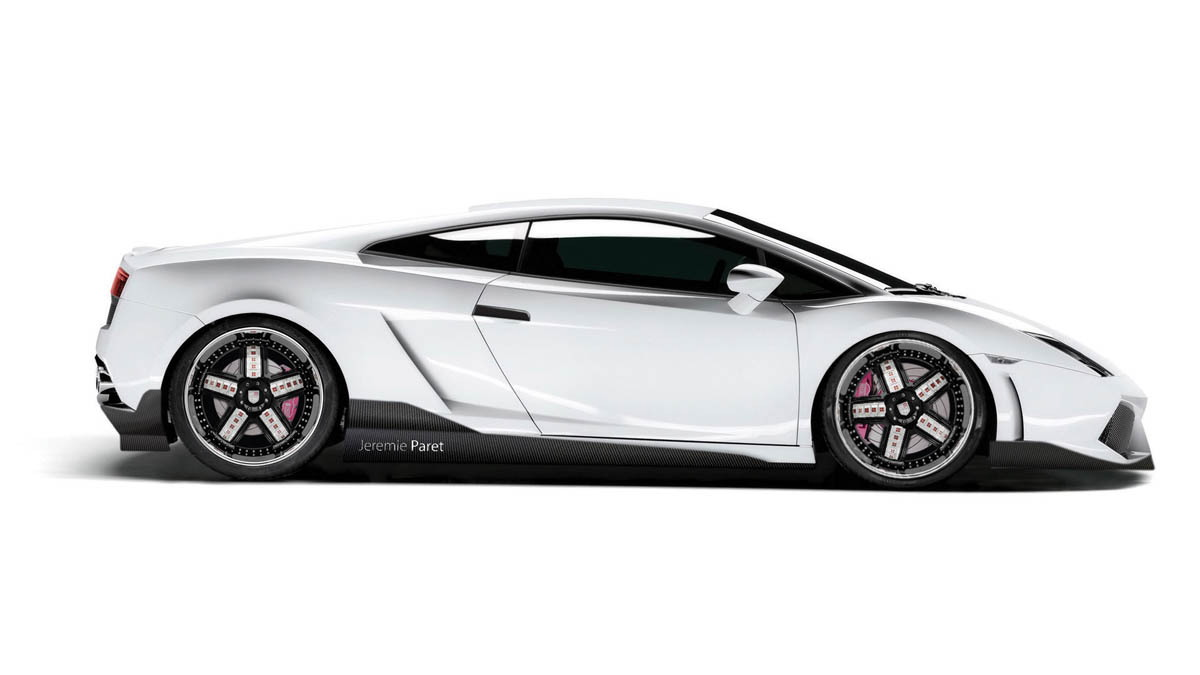 lamborghini gallardo by paret motorauthority 003