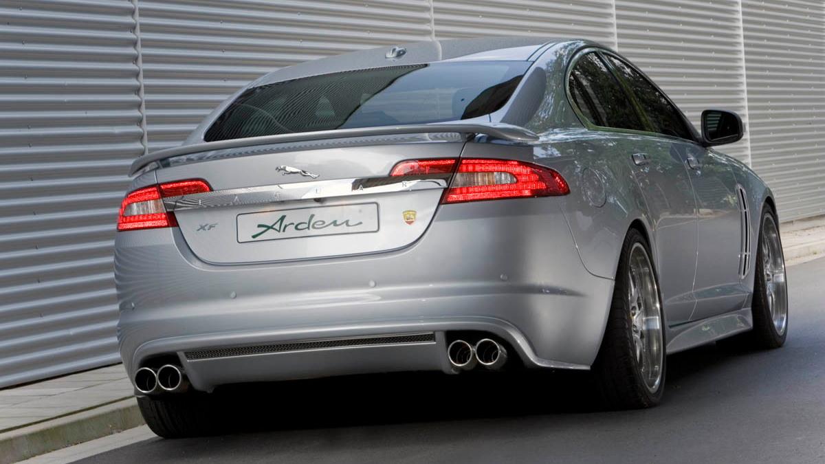 arden jaguar aj21 rear