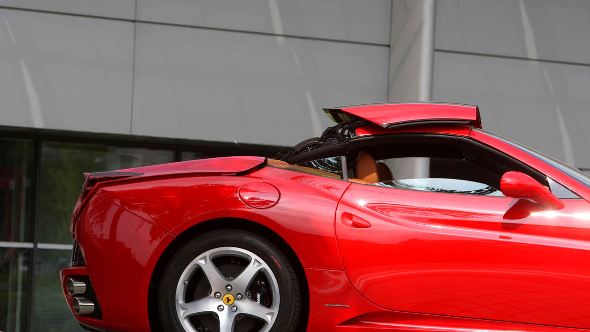 2009 ferrari california image gallery motorauthority 029