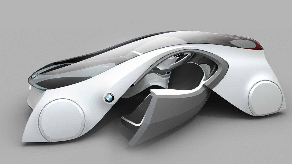 Ied Students Conceptualize The Bmw Of The Future