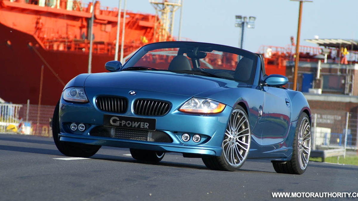 g power bmw z4 motorauthority 002
