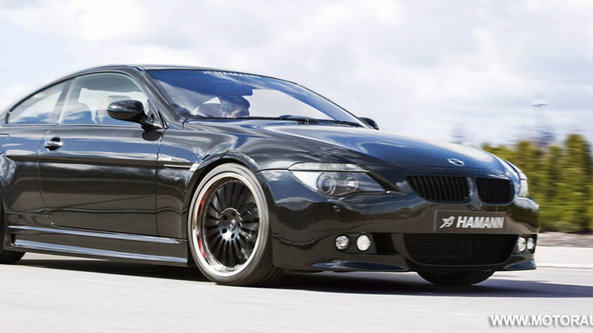hamann bmw 6 series motorauthority 001