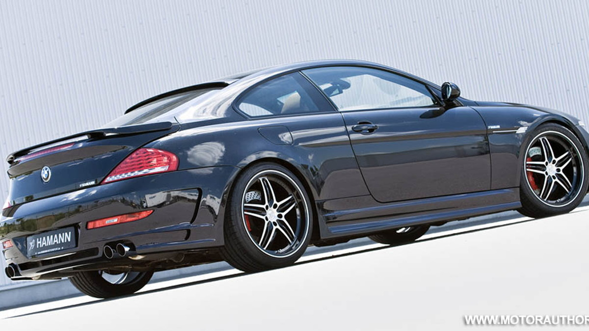 hamann bmw 6 series motorauthority 005