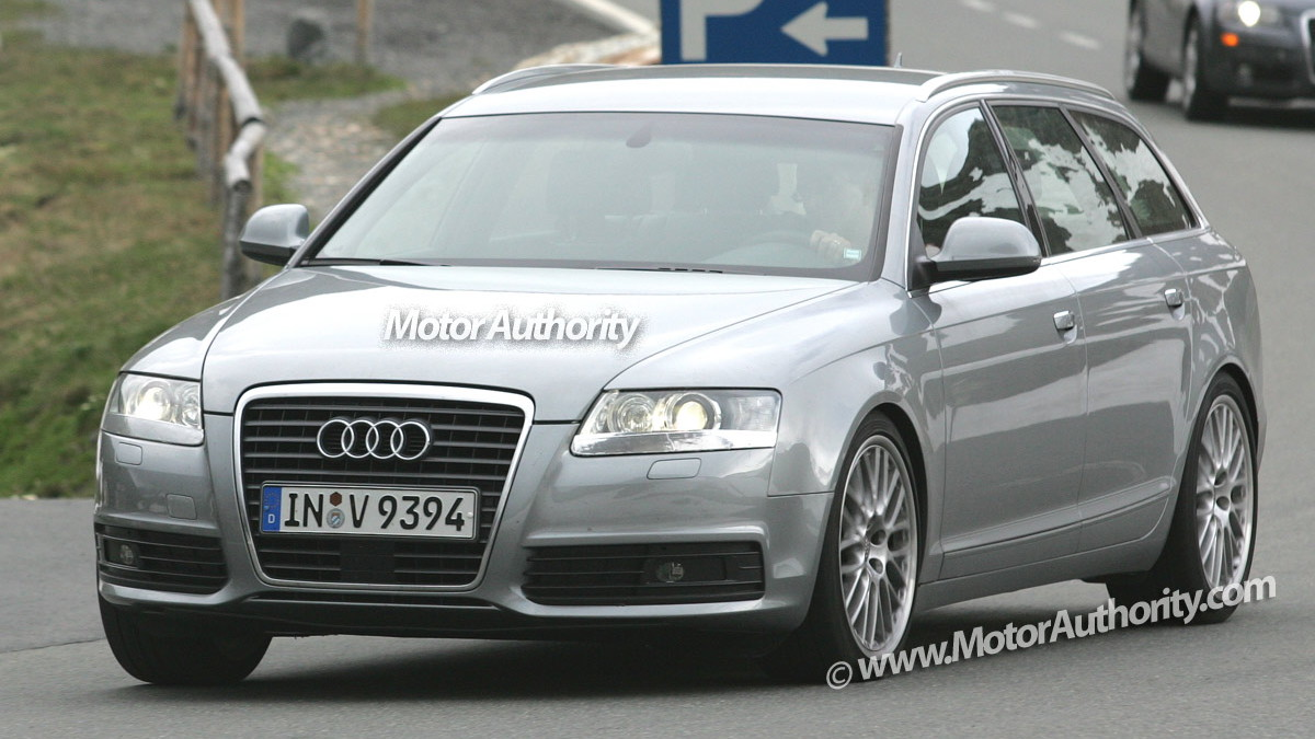 2009 audi a6 range facelift motorauthority 001