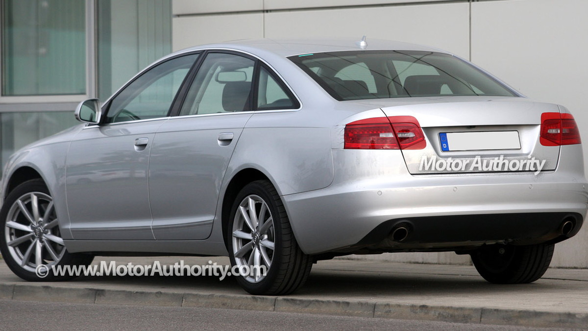 2009 audi a6 range facelift motorauthority 005