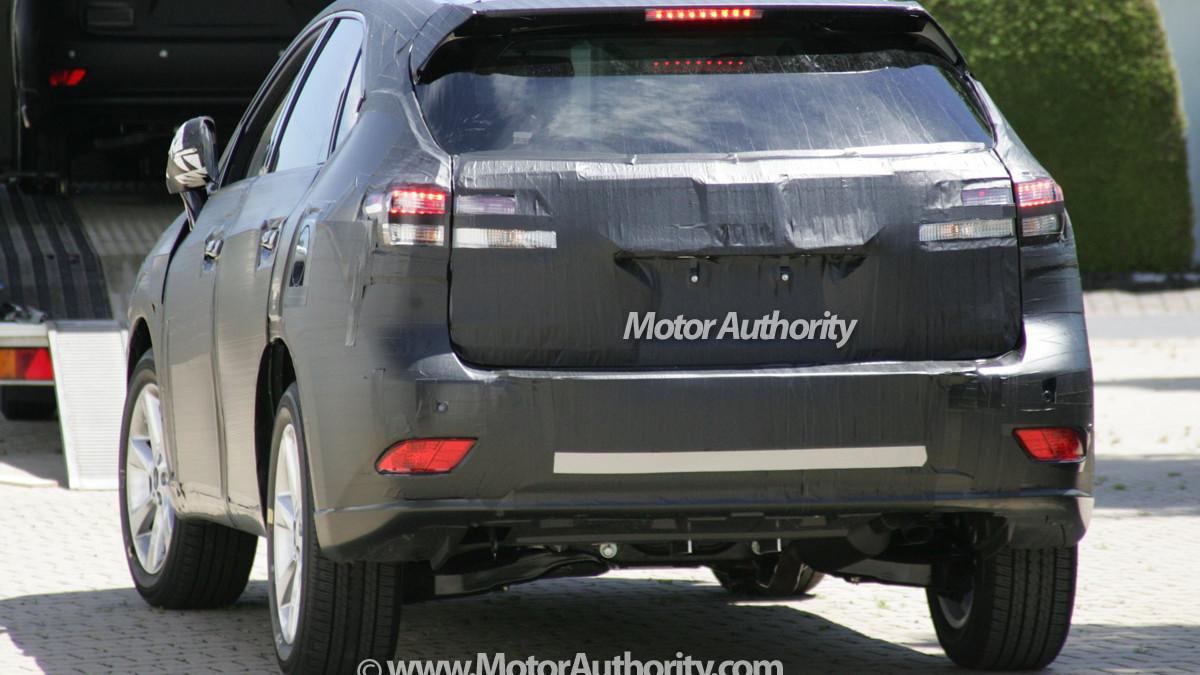 lexus rx prototype motorauthority 001