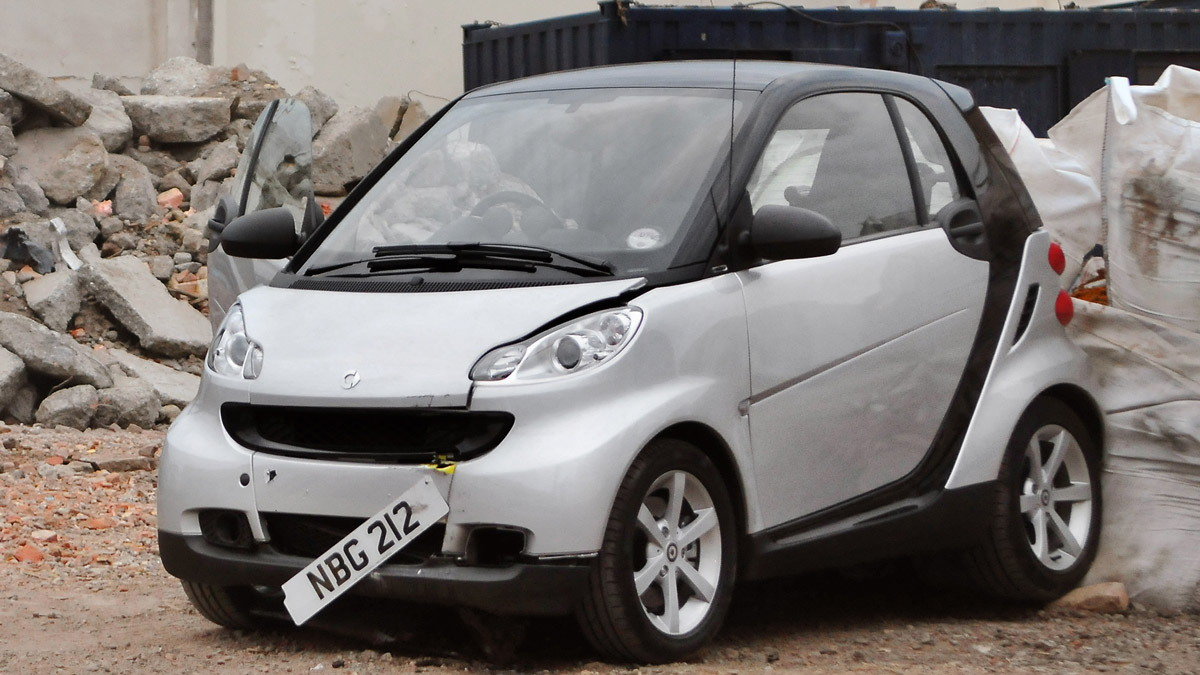 smart fortwo wreck 3 02