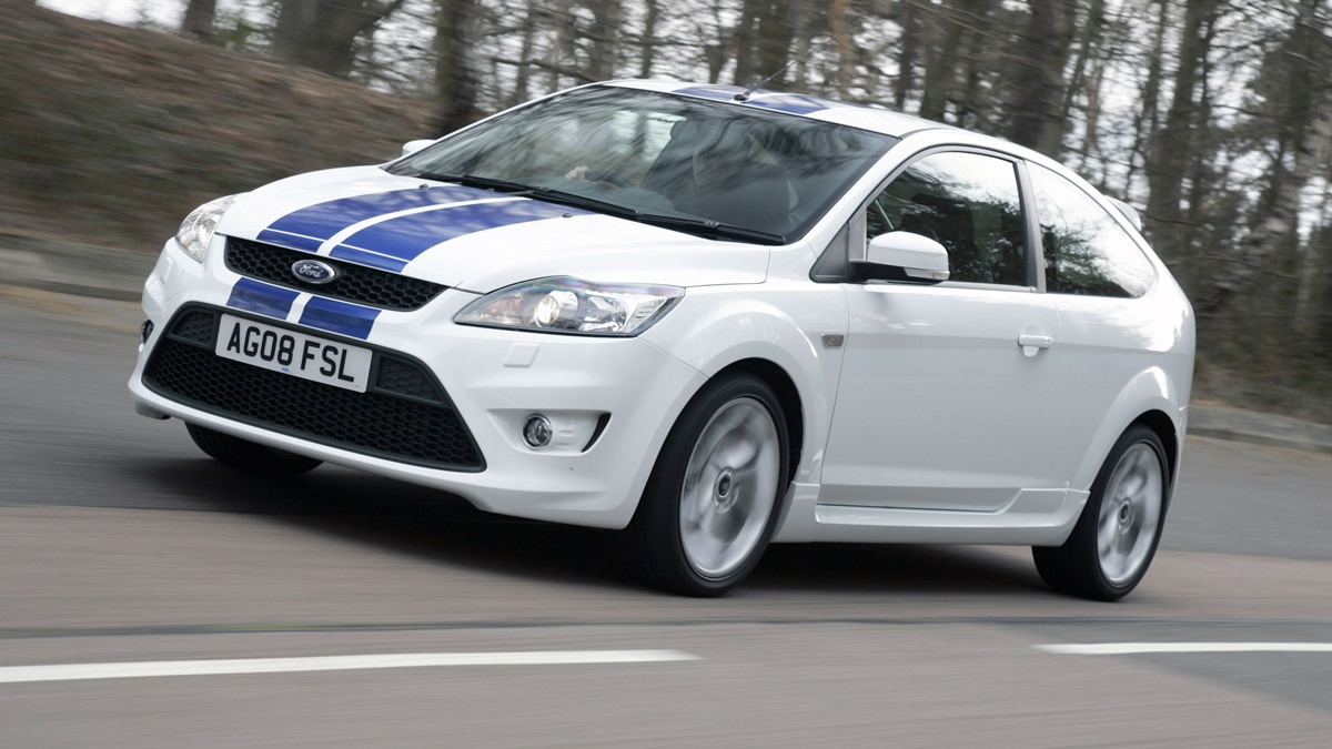 ford focus st rs02