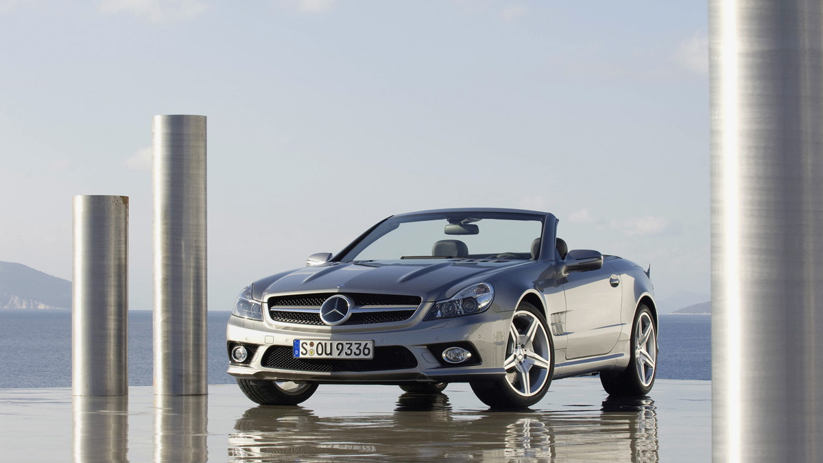 2009 mercedes sl facelift motorauthority 004
