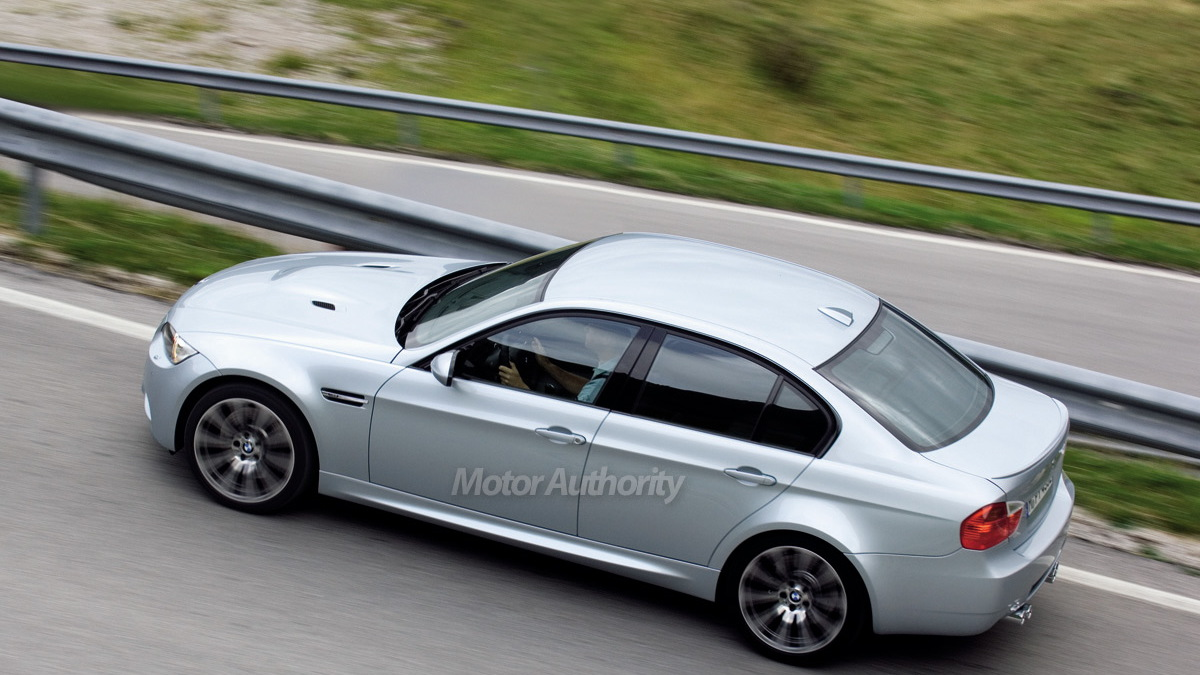 2008 bmw m3 sedan motorauthority 005