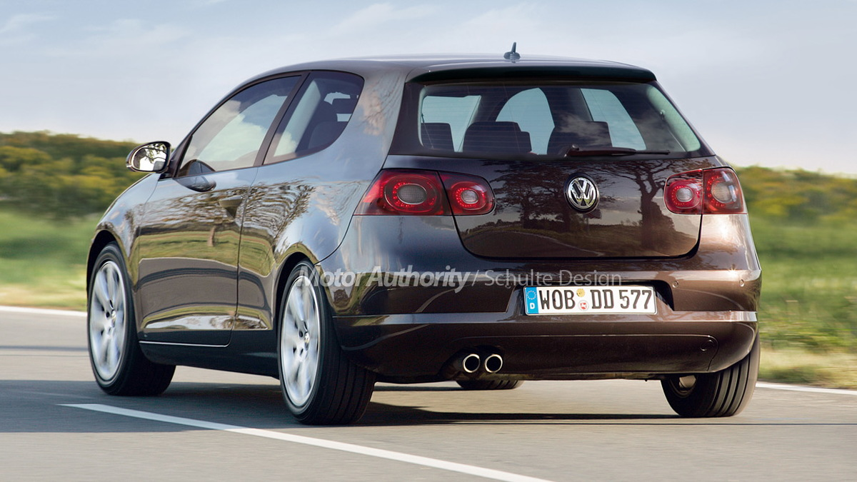 vw golf 6 h update