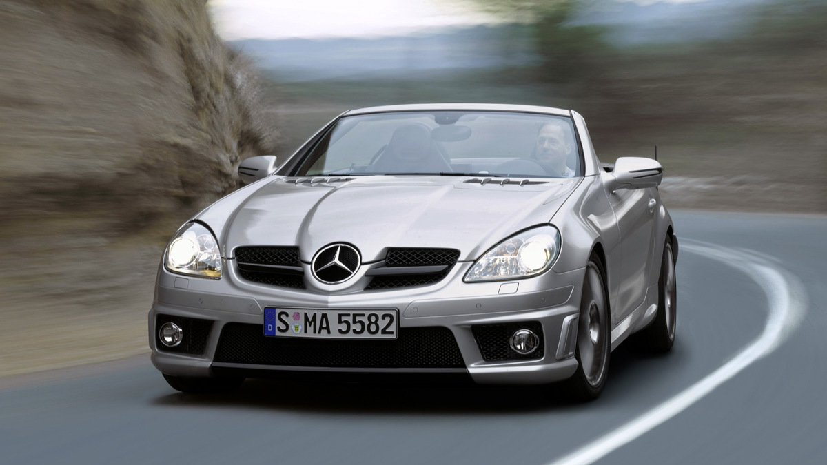 2008 mercedes slk 55 amg motorauthority 001
