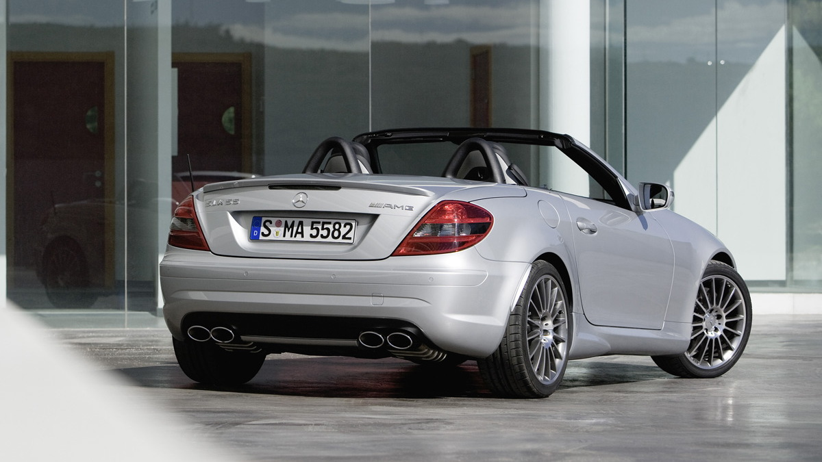 2008 mercedes slk 55 amg motorauthority 005